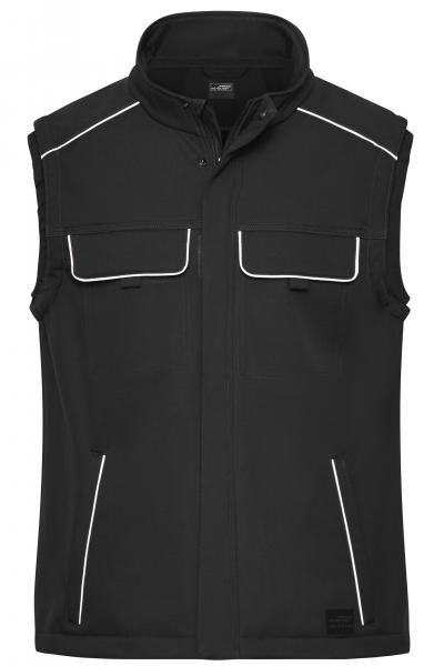 Workwear Softshell Vest - SOLID -